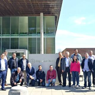 ITG4TU project partners visited the Østfold University College