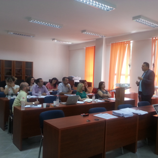 Initial Training Managers in Albania
